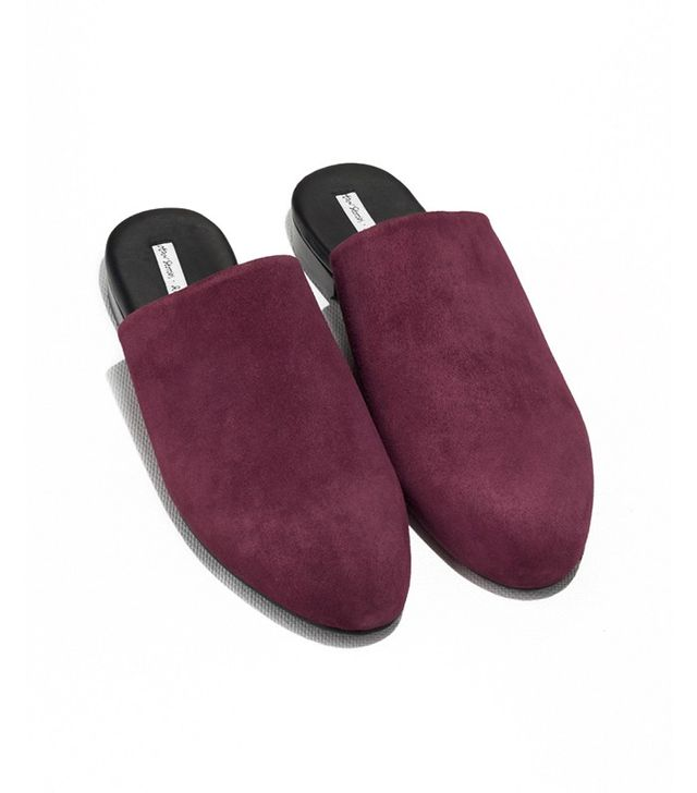 & Other Stories Suede Slip-Ins