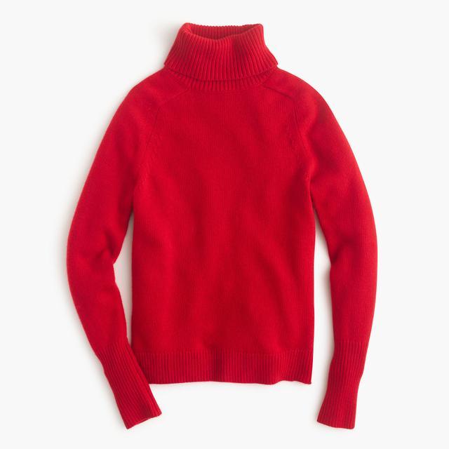 J.Crew Classic Turtleneck Sweater