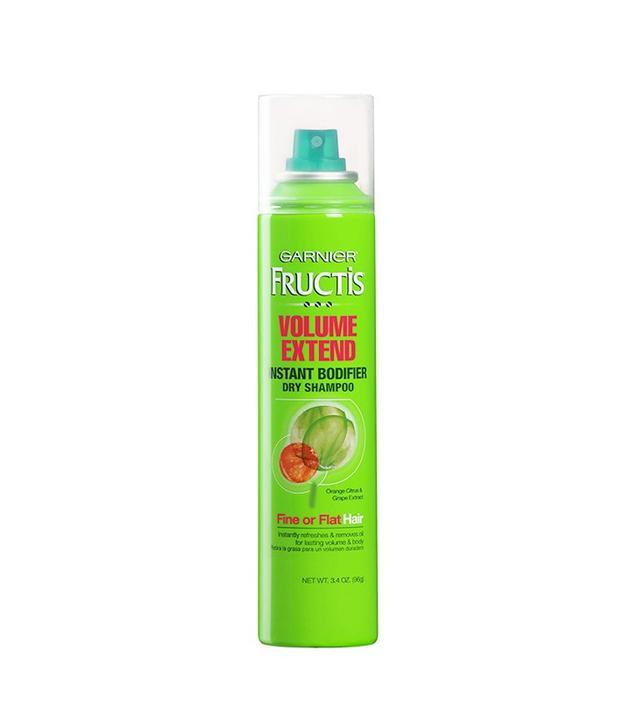 Garnier Fructis Volume Extend Instant Bodifier Dry Shampoo for Fine or Flat Hair