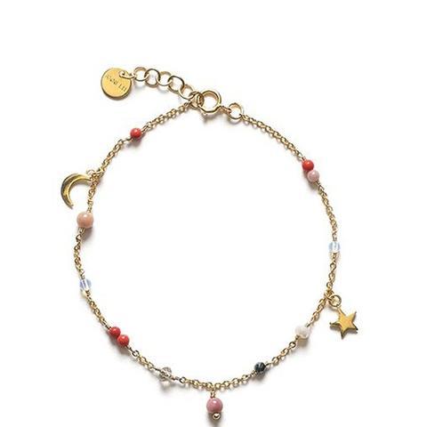 Charming Moon Bracelet