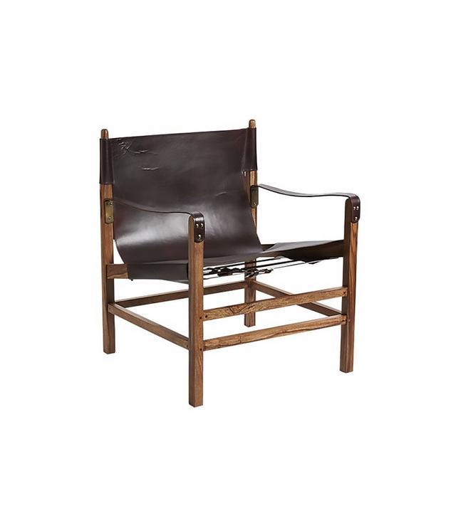 CB2 Expat Lounge Chair