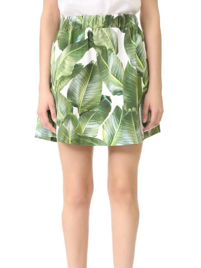 Partyskirts by Lauren and Mariel Palm Alexandra Skirt