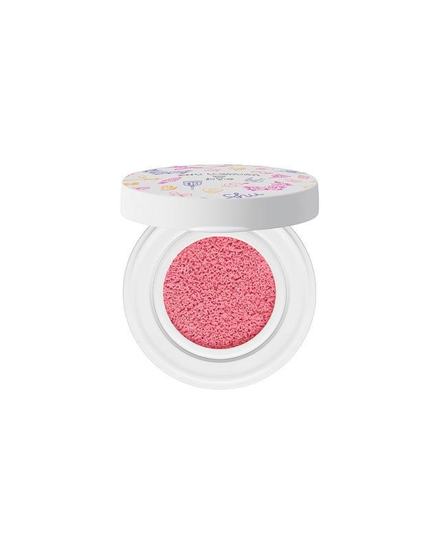 Shu Uemura x Kye Cushion Cheek in Hibiscus Pink