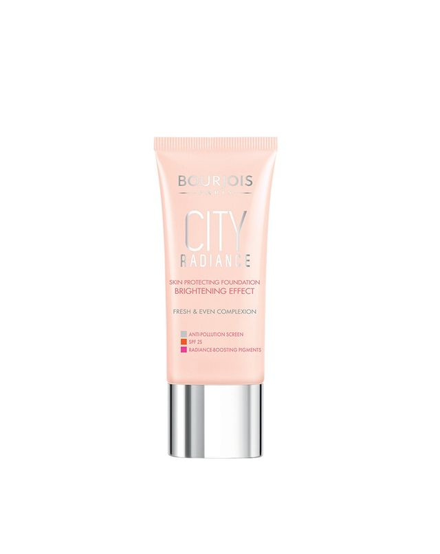 Bourjois City Radiance Skin Brightening Foundation