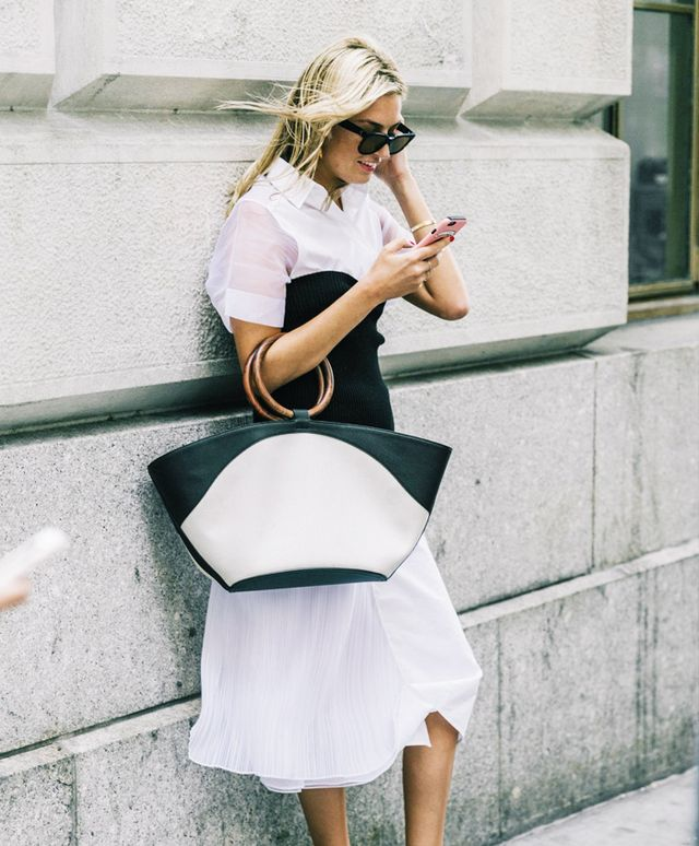 How to shop the summer sales: Camille Charriere