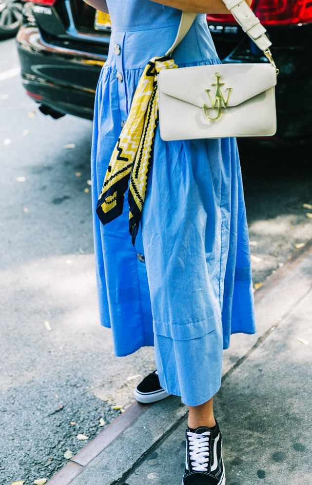 How to shop the summer sales: J.W. Anderson bag