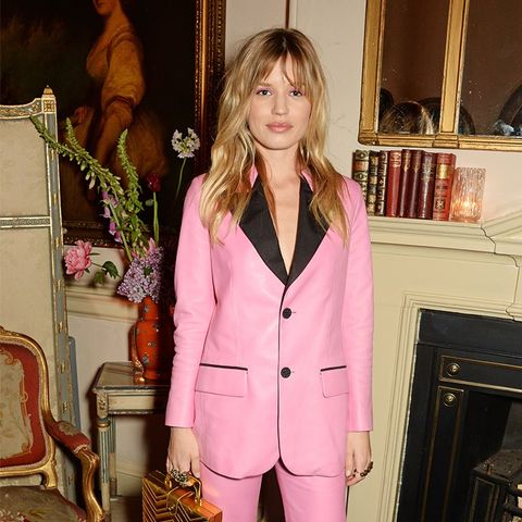 The Trouser Suit Styling Trick: How to Not Look Corporate in Tailoring