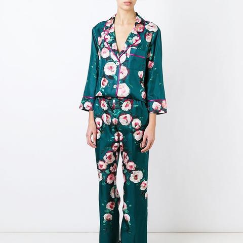 Rose Pyjama Suit