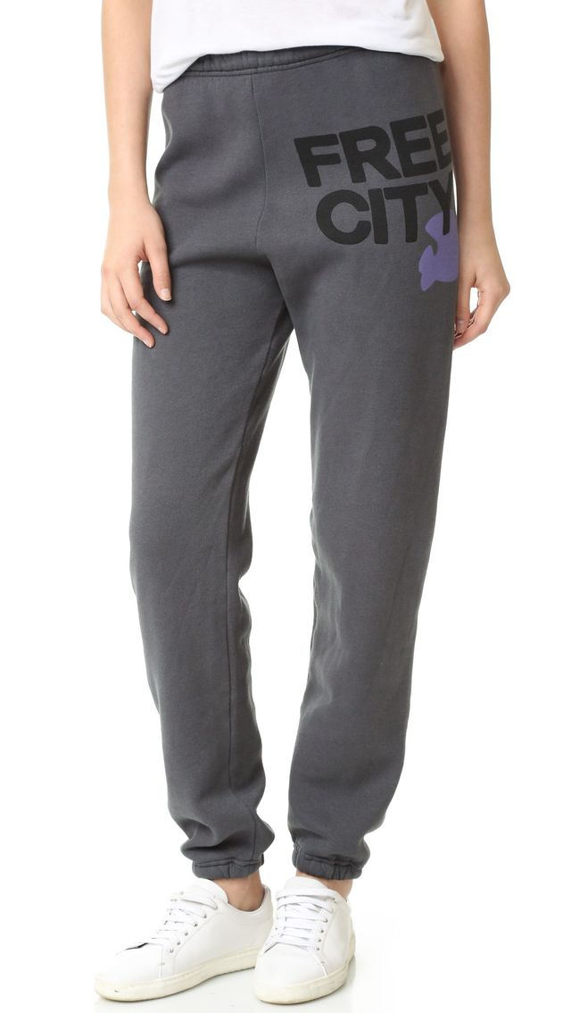 Free City Mid Weight Sweatpants