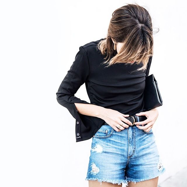 7 New Ways to Wear Your Jean Shorts This Summer