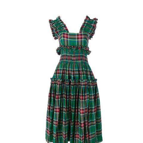 Tartan Sarah Dress
