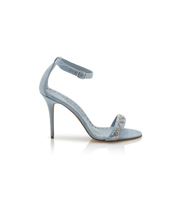 Manolo Blahnik Rih VI Sandals