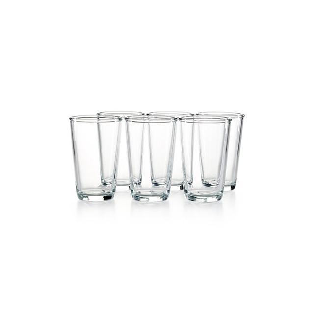Martha Stewart Collection Everyday Entertaining Set of 6 Highball Glasses