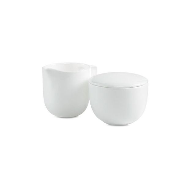 Hotel Collection Serveware Bone China Sugar and Creamer