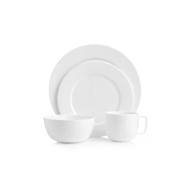 Hotel Collection Dinnerware, Bone China Collection 12-Piece Service for 4