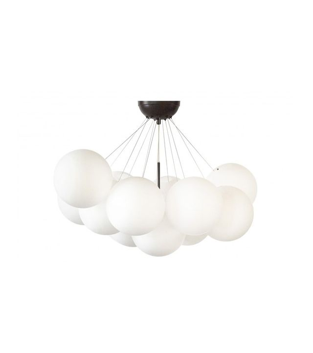 Jayson Home Aalto White Chandelier