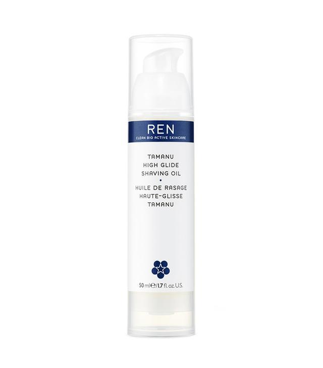 Ren Tamanu High Glide Shaving Oil