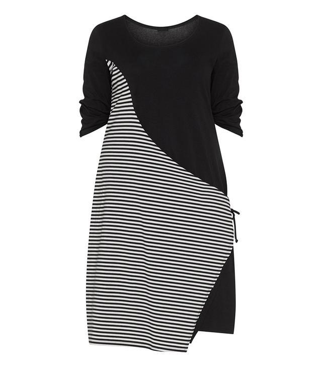 Boris A-Line Colour Block Dress