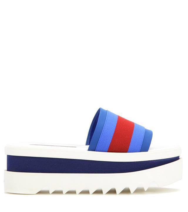 Stella McCartney Slide Platform Sandals