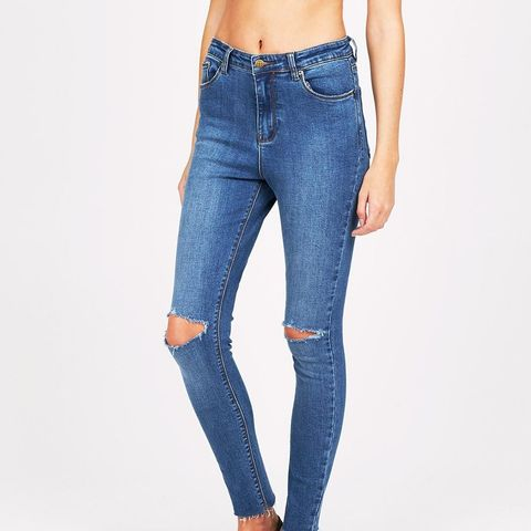 Billie Jean High Rise Jeans