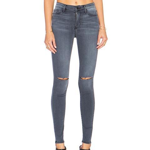 Never Too Slate Giselle Skinny Jeans