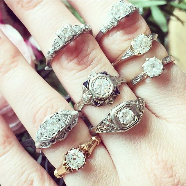 The Best Engagement Ring Shape If You're on a Budget