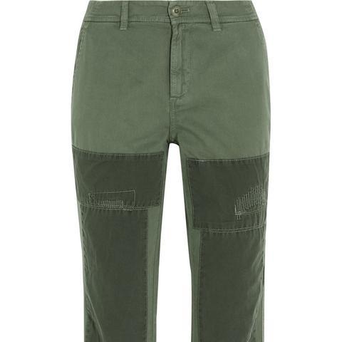 Sunday Patchwork Pants
