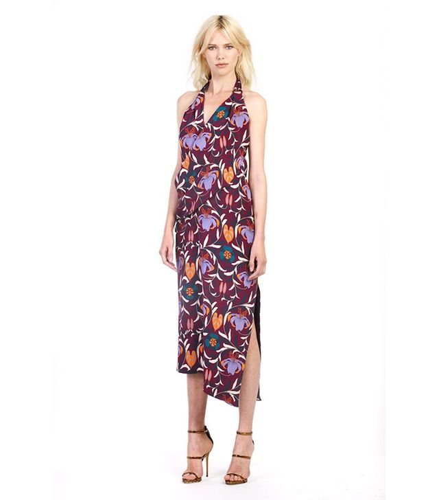 Haney The Madison Halter Dress