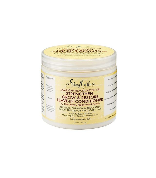 SheaMoisture Strengthen, Grow & Restore Leave-In Conditioner