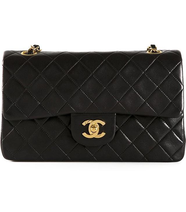 Chanel Vintage Classic 2.55 Shoulder Bag