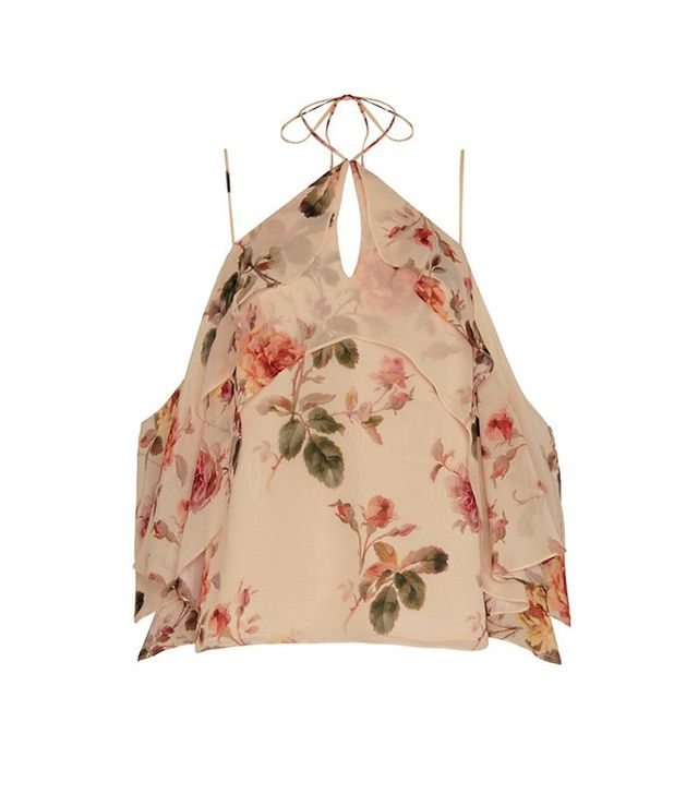 Intermix Ally Printed Floral Cami