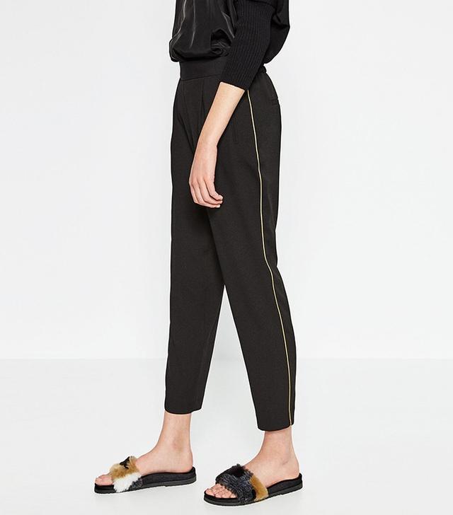 Zara Jogging Trousers