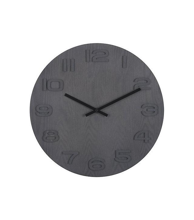Crate & Barrel Ryder Wall Clock