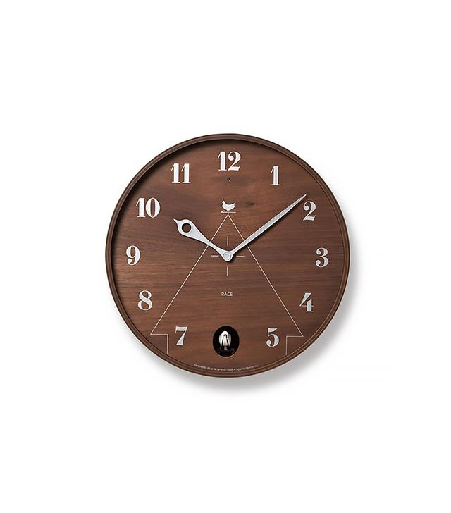 Lemnos Pace Wall Clock