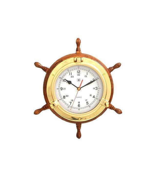 One Kings Lane Tide Wall Clock