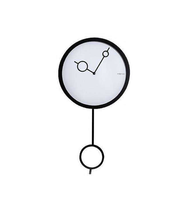 Nextime Hole in the Wall Pendulum Clock