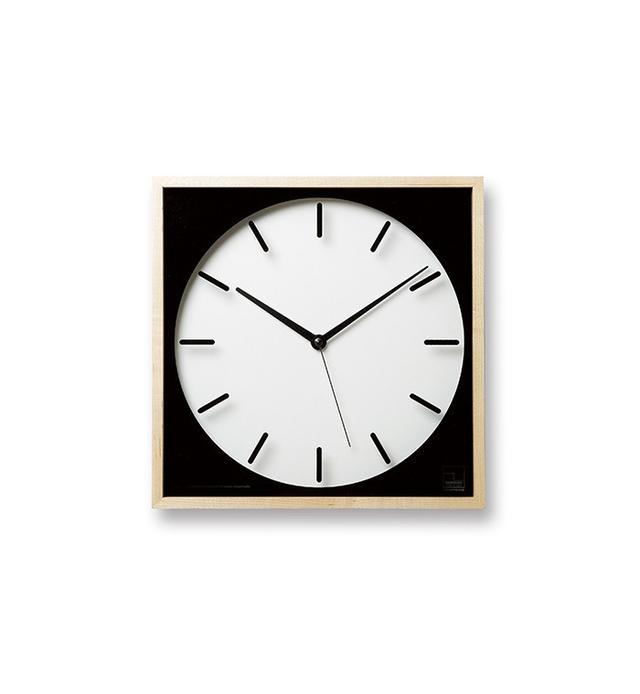Lemnos Cubicon Clock