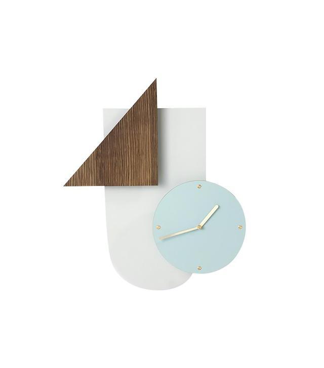 Ferm Living Wonder Wall Clock