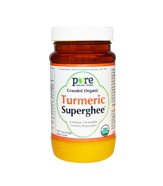 Pure Indian Foods Turmeric Superghee
