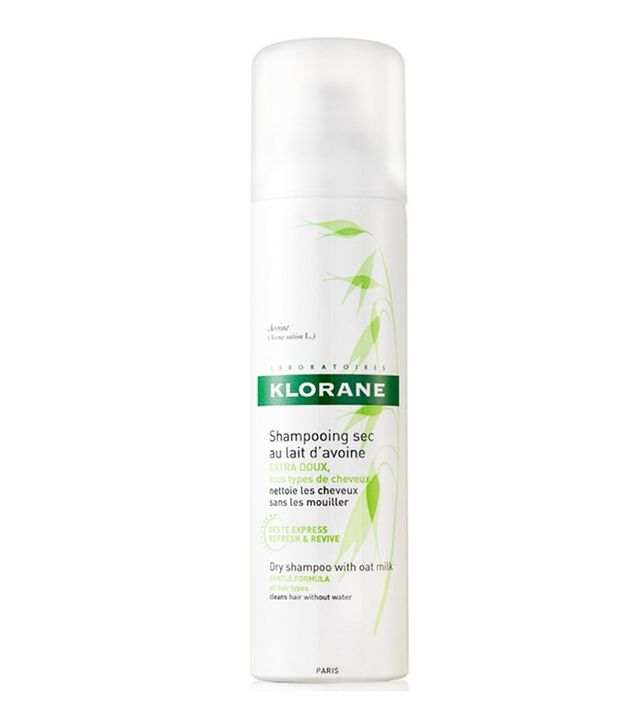 Klorane Oatmilk Dry Shampoo Spray