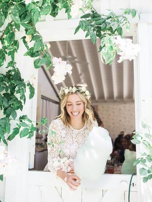 The Dreamiest Boho Bridal Shower We've Ever Seen