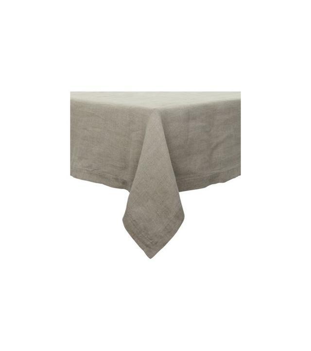 Sur La Table Natural Linen Tablecloth