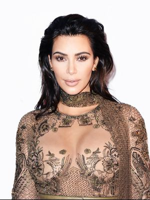 Kim Kardashian West Lost 60 Pounds by Eating This