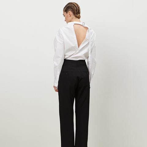 White Ada Shirt