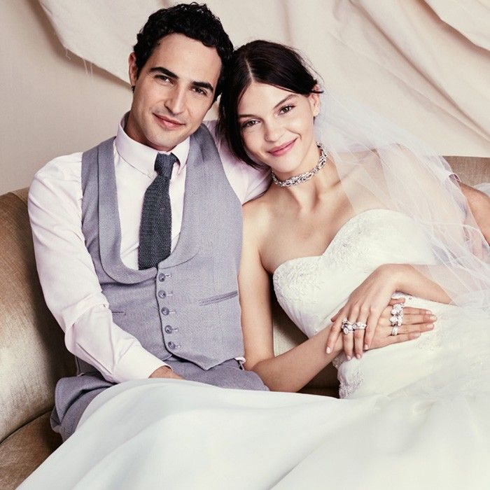 Zac Posen Tells Us All About His Wedding Dress Collection | Who What ...