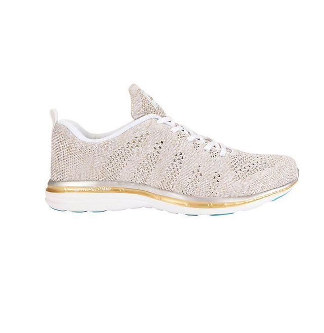 APL TechLoom Metallic Knit Performance Sneakers