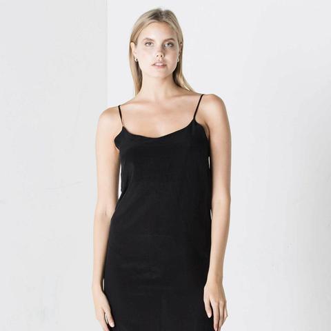 Silk Cami Dress