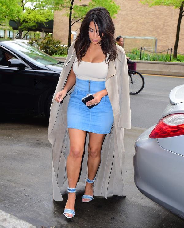 WHO: Kim Kardashian