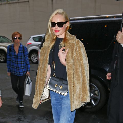 13 Celebrity-Approved Ways to Style Your Coat