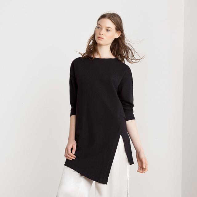 Zara Asymmetric Sweatshirt